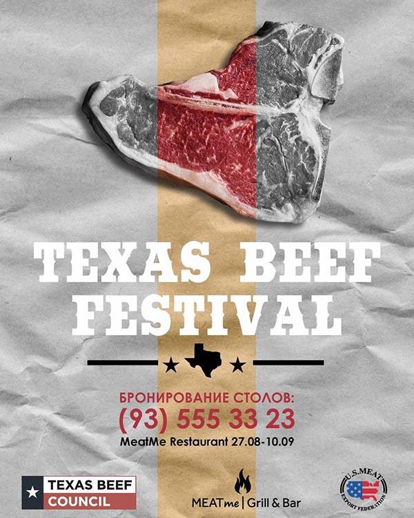Texas Beef Festival in Uzbekistan